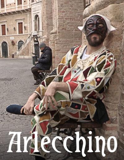 Arlecchino feed insta