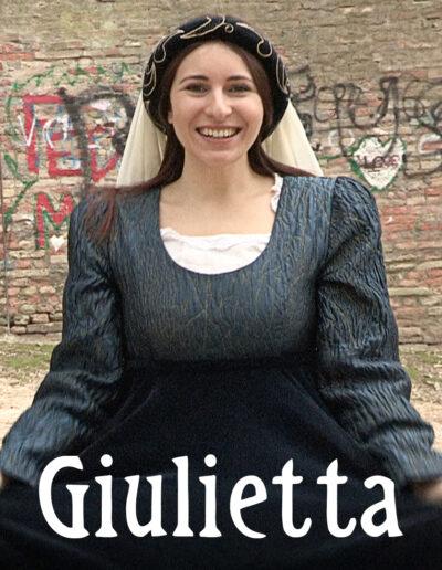 Giulietta feed insta